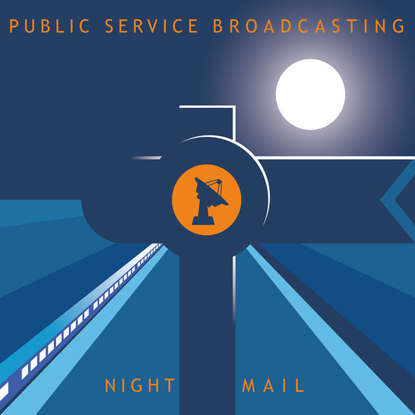 "Public Service Broadcasting 'Night Mail 12""' - Cargo Records UK"