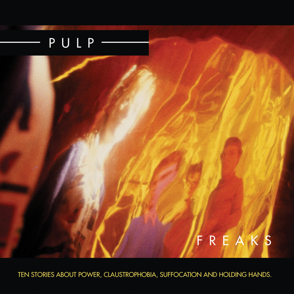Pulp 'Freaks (2012 Re-Issue)' - Cargo Records UK