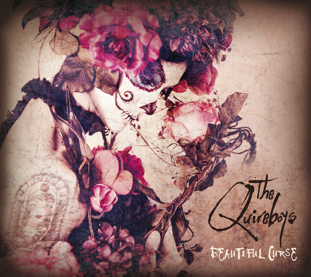 The Quireboys 'Beautiful Curse' - Cargo Records UK