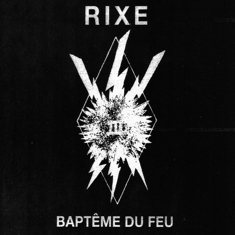 Rixe 'Coups Et Blessures' - Cargo Records UK