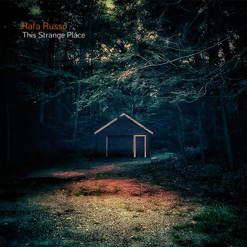 Rafa Russo 'This Strange Place' CD
