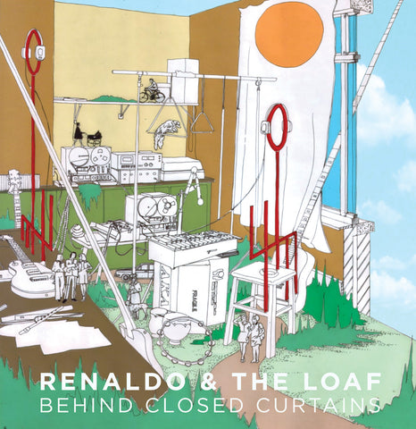 Renaldo & The Loaf 'Behind Closed Curtains' - Cargo Records UK