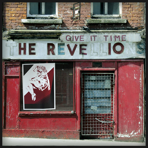 The Revellions 'Give It Time' - Cargo Records UK