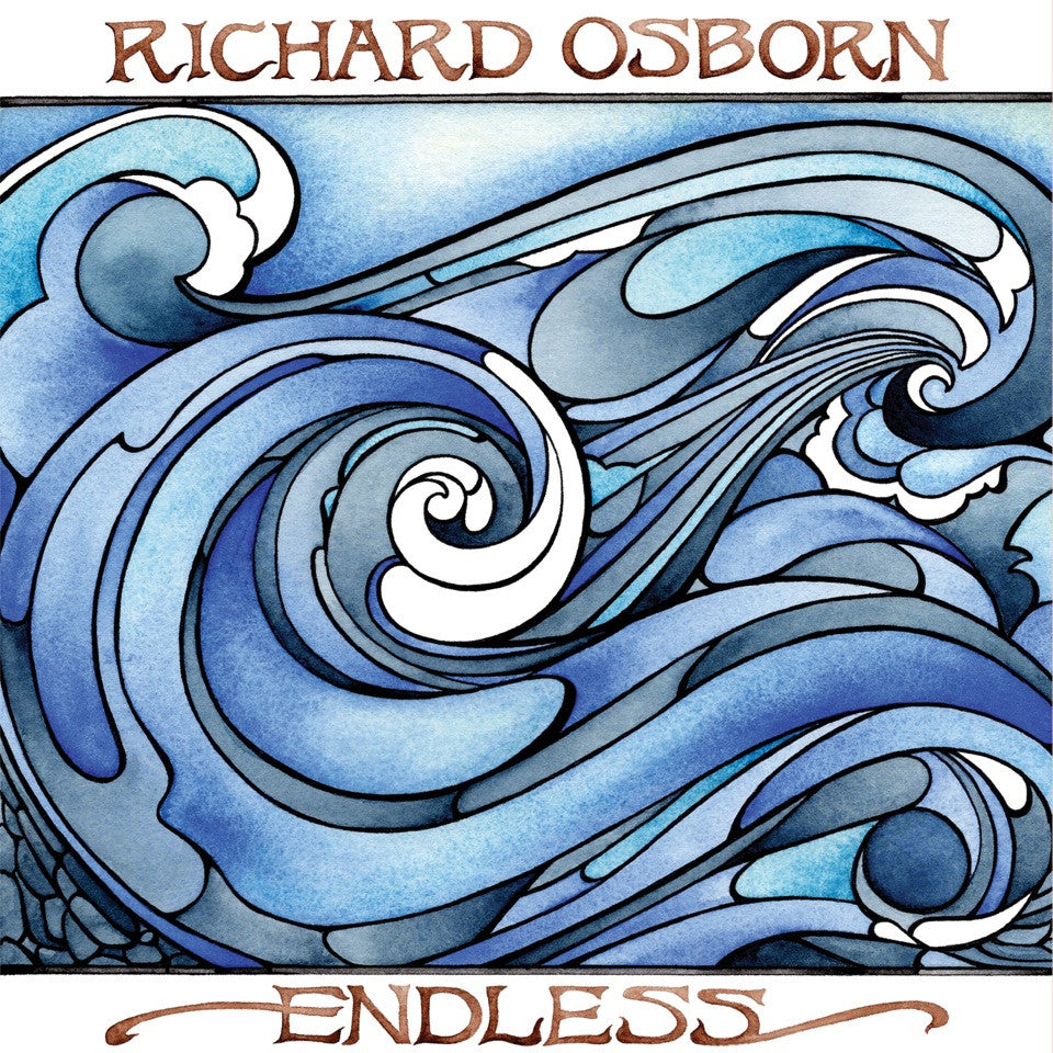 Richard Osborn 'Endless' - Cargo Records UK