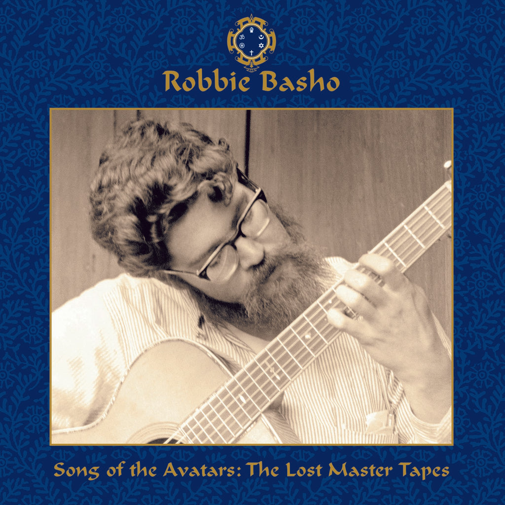 Robbie Basho 'Song of the Avatars : The Lost Master Tapes' 5CD PRE-ORDER