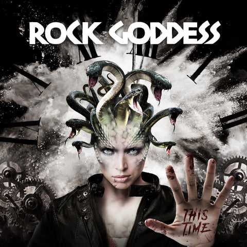 Rock Goddess 'This Time' PRE-ORDER
