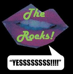 The Rocks 'yessssssss!!!!' - Cargo Records UK
