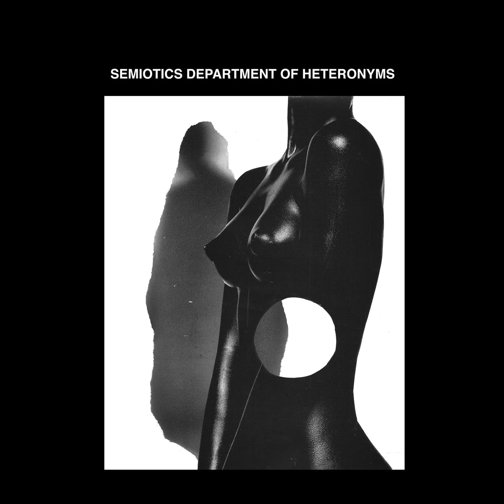 SDH 'Semiotics Department Of Heteronyms' Vinyl LP PRE-ORDER