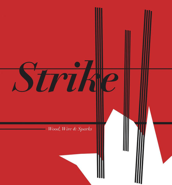 Strike 'Wood Wire & Sparks' - Cargo Records UK