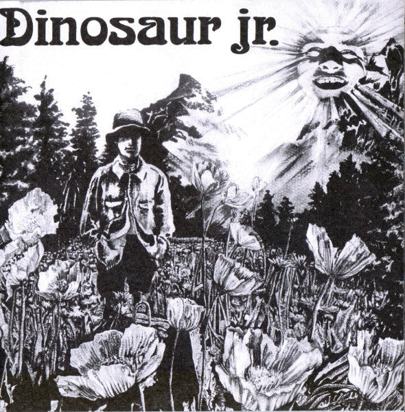 Dinosaur Jr. 'Dinosaur Jr.' - Cargo Records UK