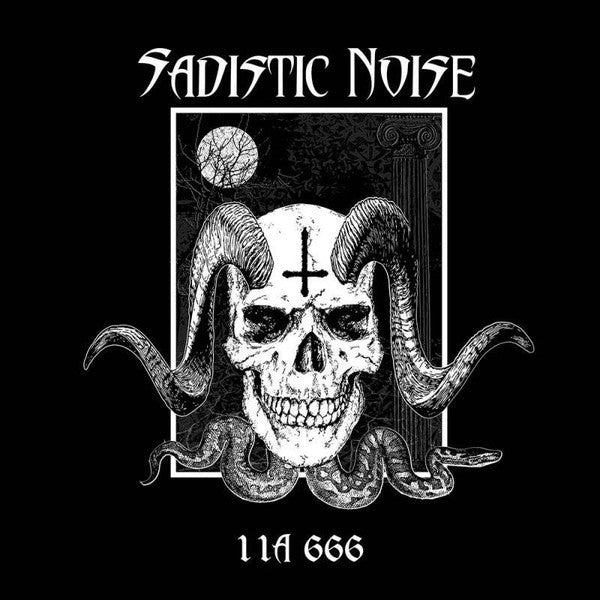 Sadistic Noise ‎'11A 666' - Cargo Records UK