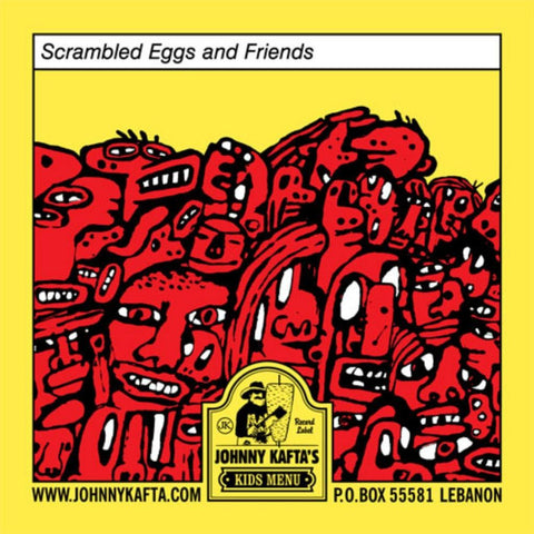 Scrambled Eggs 'And Friends' - Cargo Records UK