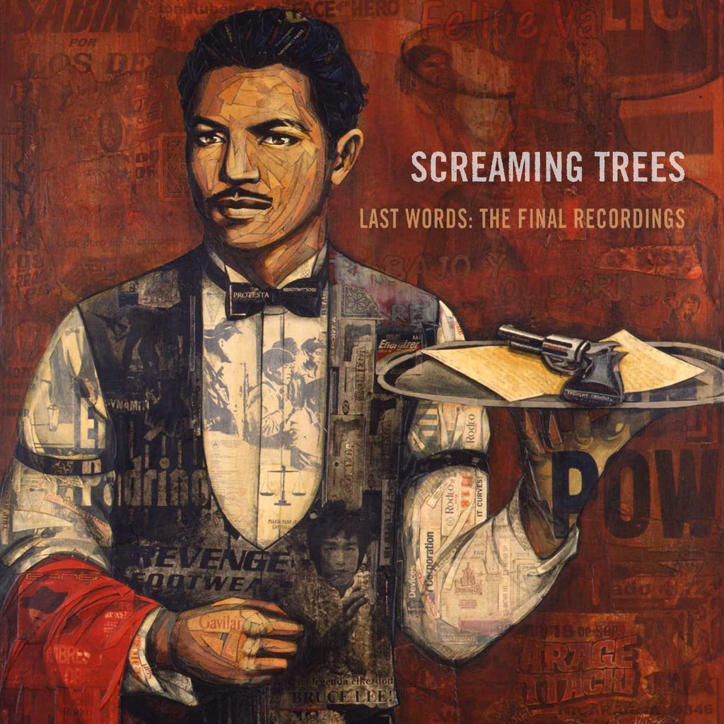 Screaming Trees 'Last Words: The Final Recordings' - Cargo Records UK