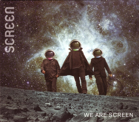 Screen 'We are Screen' - Cargo Records UK