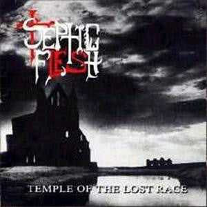 Septic Flesh ‎'Temple Of The Lost Race / Forgotten Path' - Cargo Records UK