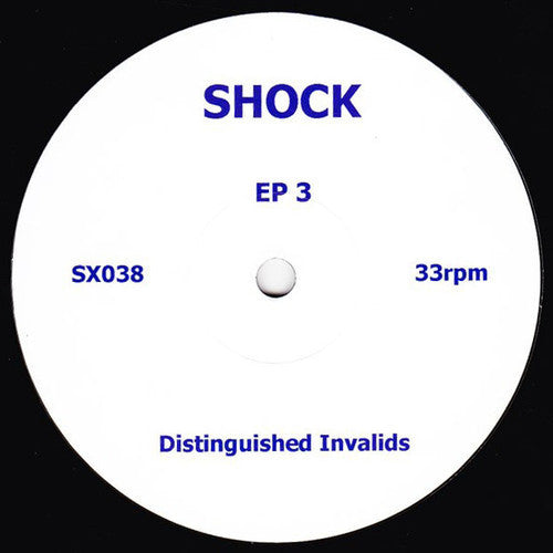 Shock 'EP3' - Cargo Records UK