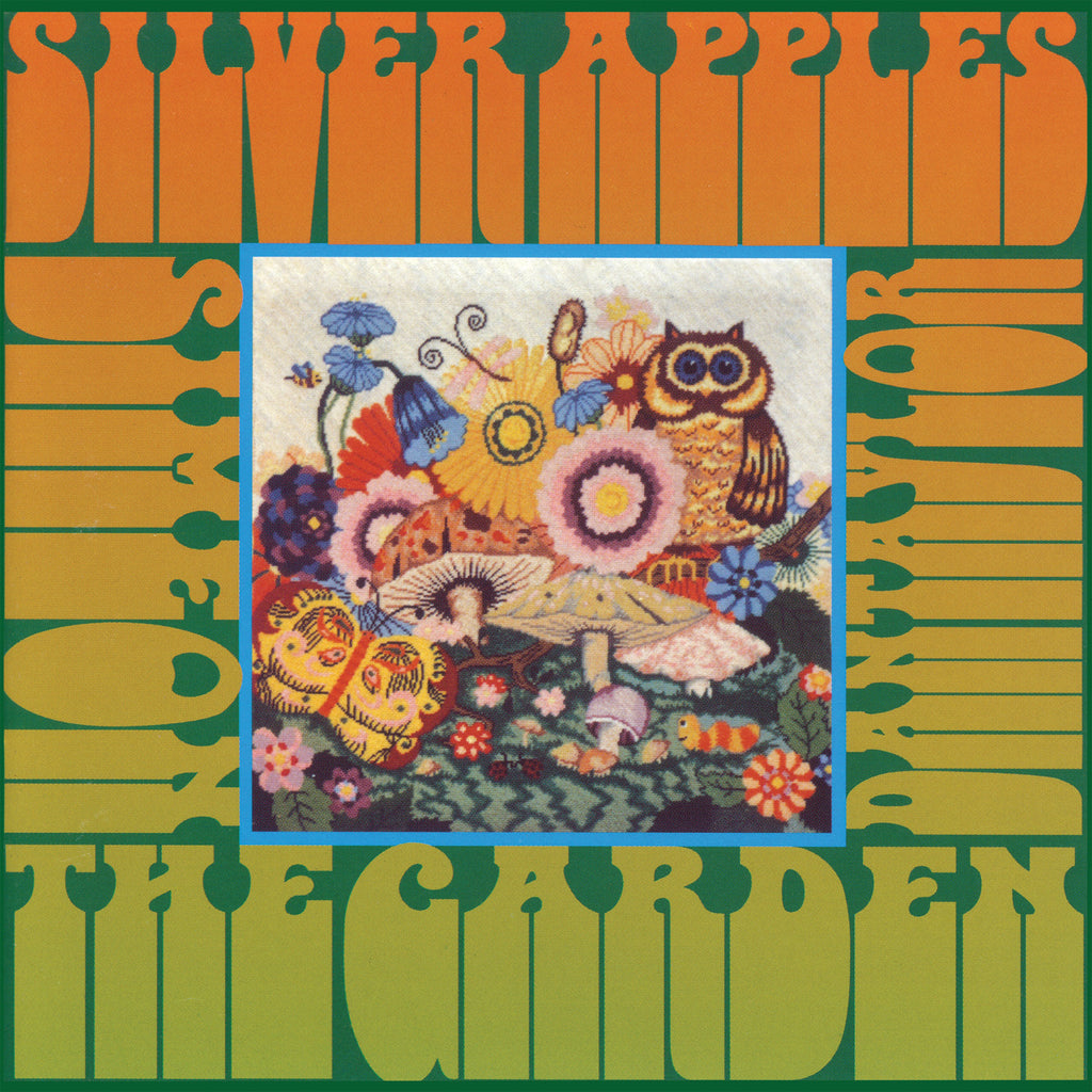 Silver Apples 'The Garden' - Cargo Records UK