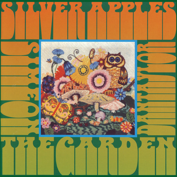 Silver Apples 'The Garden' PRE-ORDER - Cargo Records UK