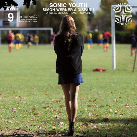 Sonic Youth 'Simon Werner A Disparu (Original Enregistrement Sonore)' - Cargo Records UK