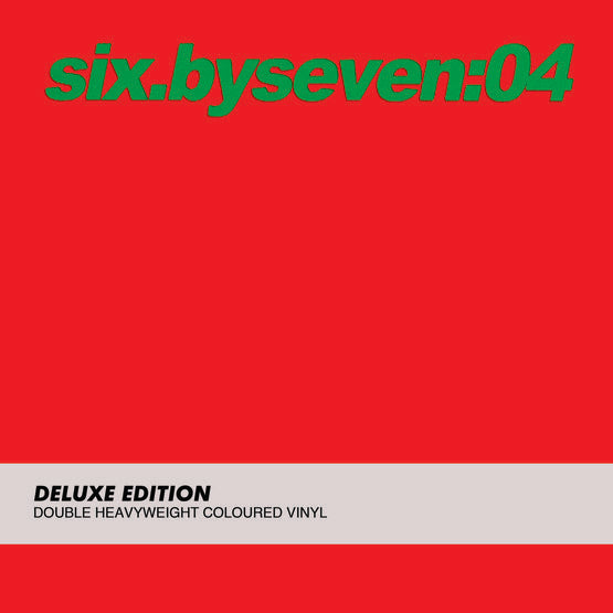 Six By Seven '04' Vinyl LP - Toxic Green - Cargo Records UK