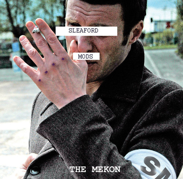 Sleaford Mods 'The Mekon' CD