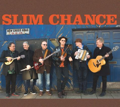 Slim Chance 'New Cross Road' CD PRE-ORDER