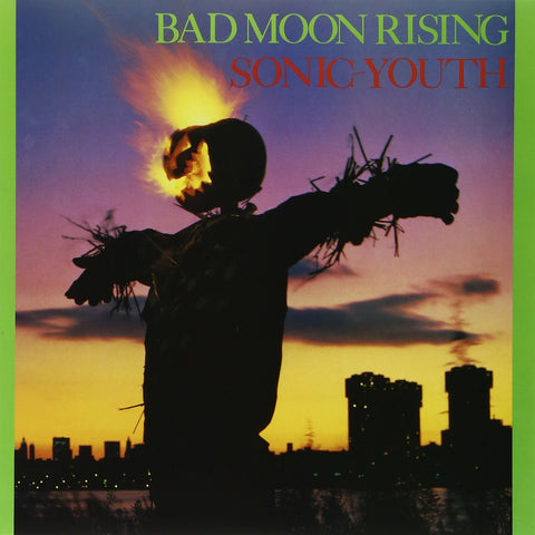 Sonic Youth 'Bad Moon Rising' - Cargo Records UK