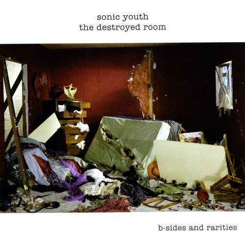Sonic Youth ‎'The Destroyed Room B-Sides And Rarities' - Cargo Records UK