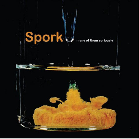 Spork 'Many Of Them Seriously' - Cargo Records UK