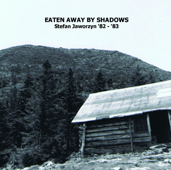 Stefan Jaworzyn 'Eaten Away By Shadows' - Cargo Records UK