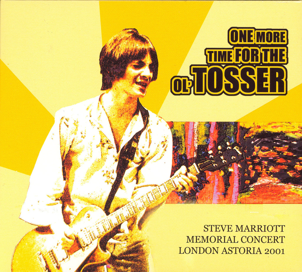 Various ‎'Steve Marriott Tribute - One More Time For The Old Tosser' - Cargo Records UK
