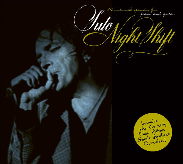 Sulo 'Nightshift / Brilliant Outsiders' 2CD