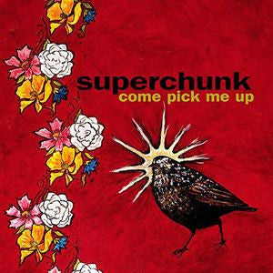 Superchunk ‎'Come Pick Me Up' - Cargo Records UK