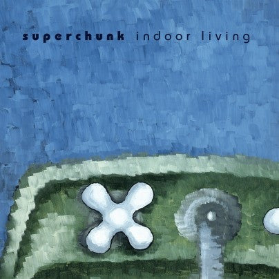 Superchunk ‎'Indoor Living' - Cargo Records UK