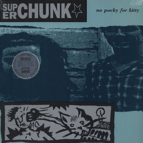 Superchunk ‎'No Pocky For Kitty' - Cargo Records UK