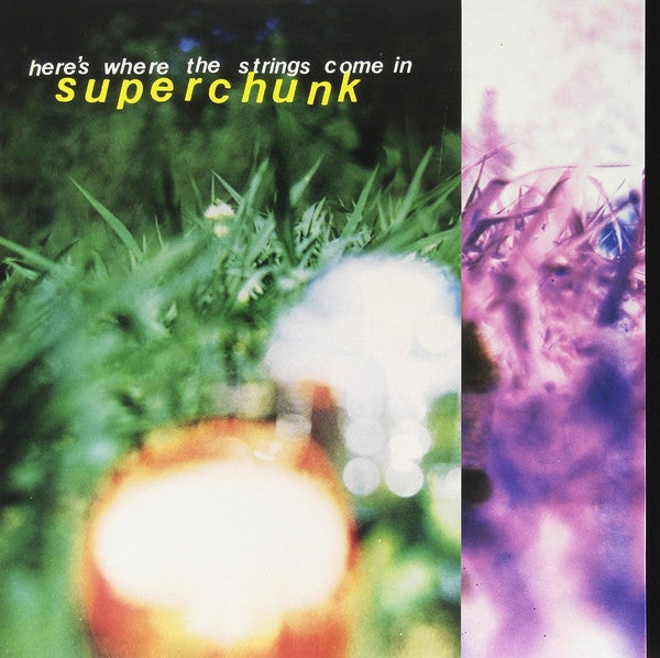 Superchunk 'Here's Where The Strings Come In' - Cargo Records UK