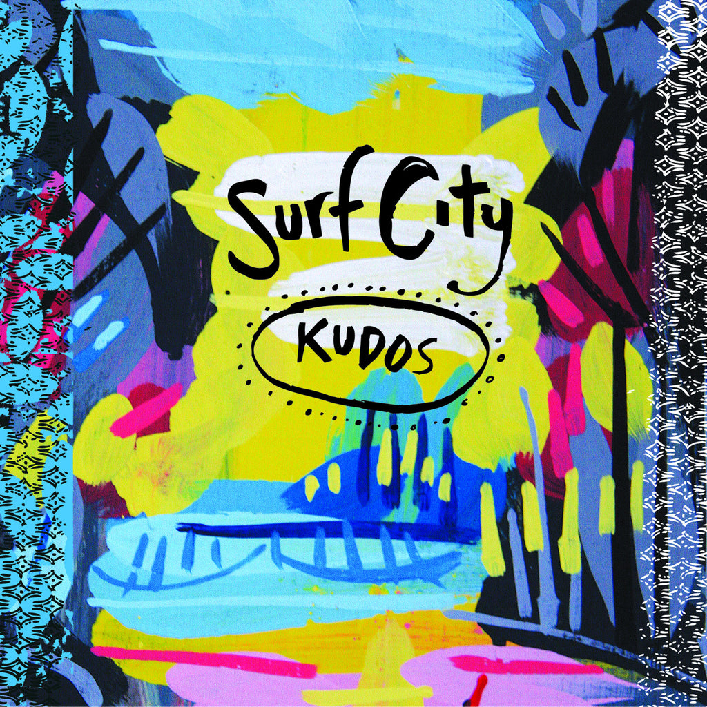 Surf City 'Kudos' - Cargo Records UK