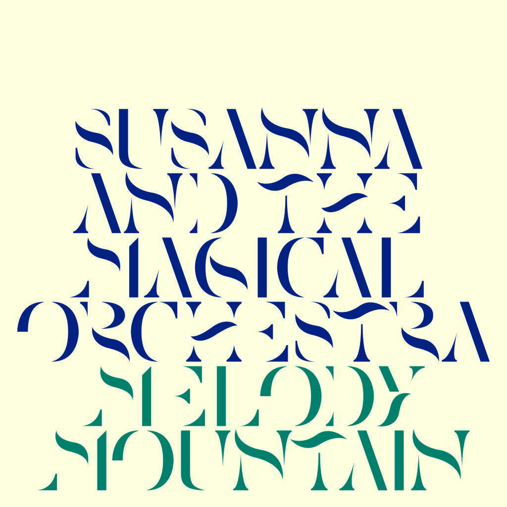 Susanna and the Magical Orchestra 'Melody Mountain' - Cargo Records UK