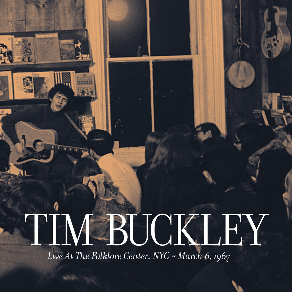 Tim Buckley 'Live Folklore Centre Nyc March' - Cargo Records UK