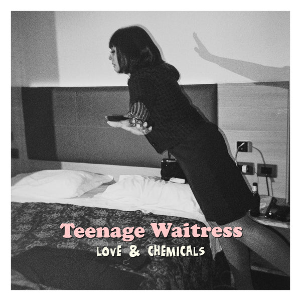 Teenage Waitress 'Love & Chemicals' Vinyl LP - Violet Transparent 180g
