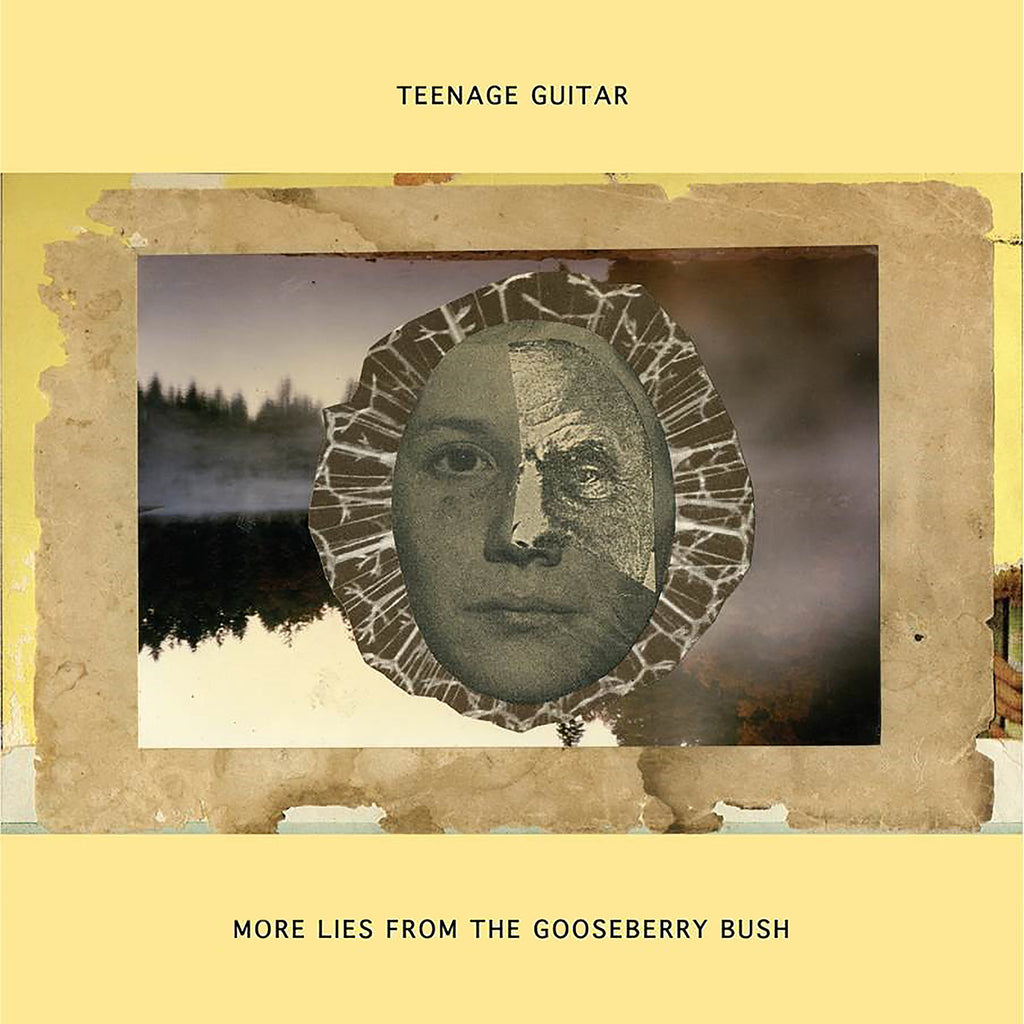 Teenage Guitar 'More Lies From The Gooseberry Bush' - Cargo Records UK