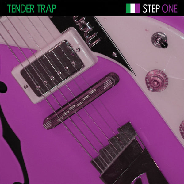 Tender Trap 'Step One' - Cargo Records UK