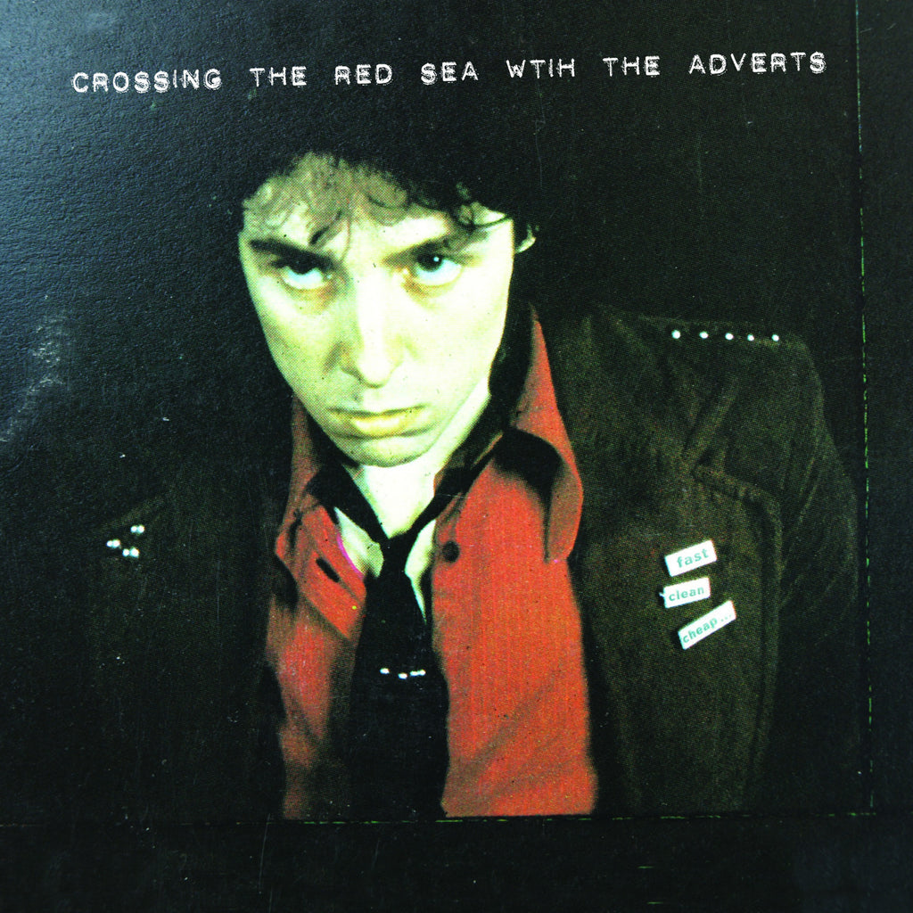 The Adverts 'Crossing The Red Sea' - Cargo Records UK