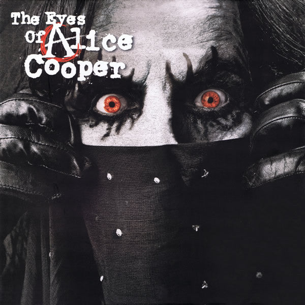 Alice Cooper 'The Eyes Of Alice Cooper' - Cargo Records UK