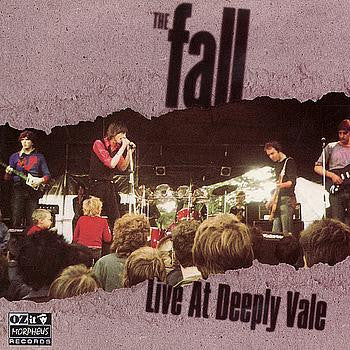 The Fall 'Live At Deeply Vale' - Cargo Records UK