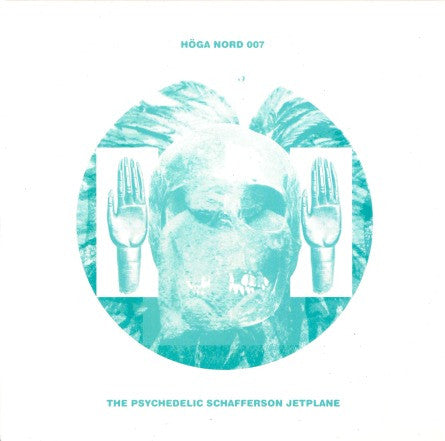 The Psychedelic Schafferson Jetplane 'Membrillo's Ride/Rugby' - Cargo Records UK