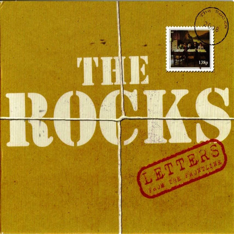 The Rocks 'Letters From The Frontline' - Cargo Records UK