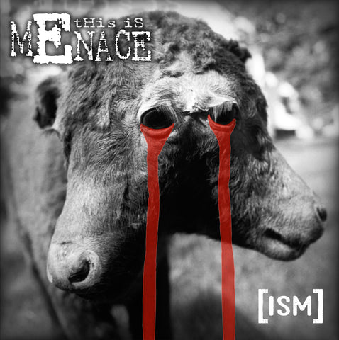 This is Menace '(Ism)' Vinyl LP - Red PRE-ORDER