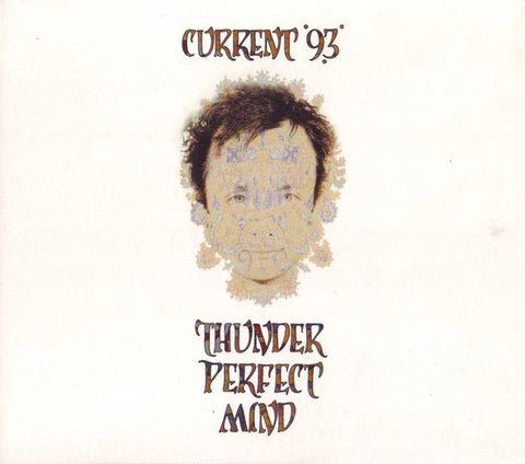 Current 93 'Thunder Perfect Mind' - Cargo Records UK