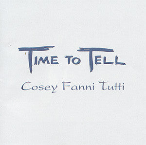 Cosey Fanni Tutti 'Time To Tell' - Cargo Records UK